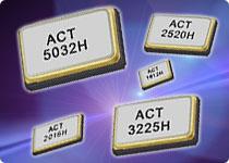 ACT RF clock crystals